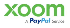 xoom bank logo