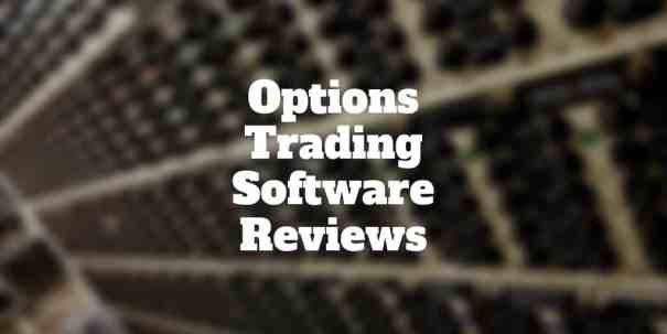 options trading software reviews