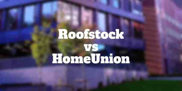 roofstock vs homeunion