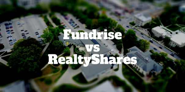fundrise vs realtyshares