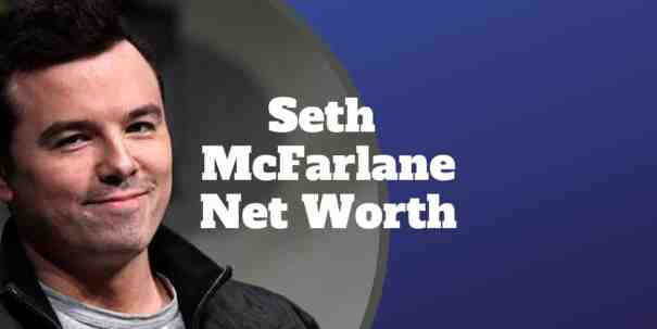 seth mcfarlane net worth