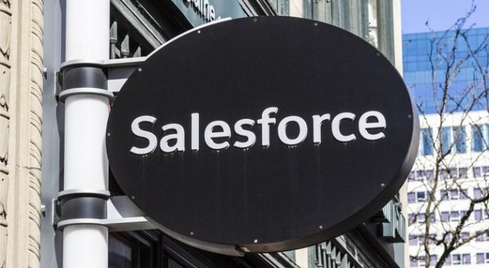 Top Stocks of 2018 No. 20: Salesforce.com (CRM)