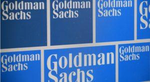 goldman sachs stock