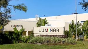The corporate office of Luminar, the company Gores Metropoulos (GMHI) plans to acquire.