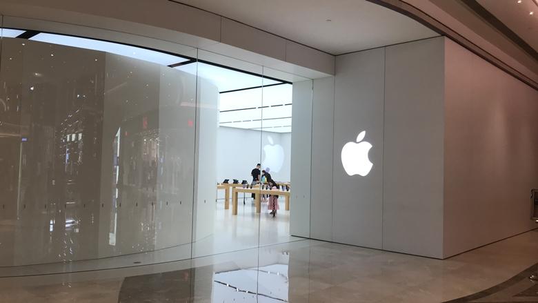Apple澳門銀河(Apple Galaxy Macau)外観