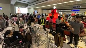 フィリピン_マニラ空港_ターミナル2