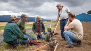 Farmers Around Tools