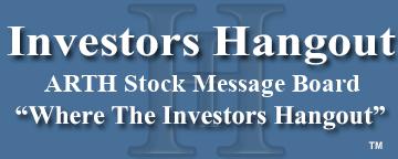 arth stock message board