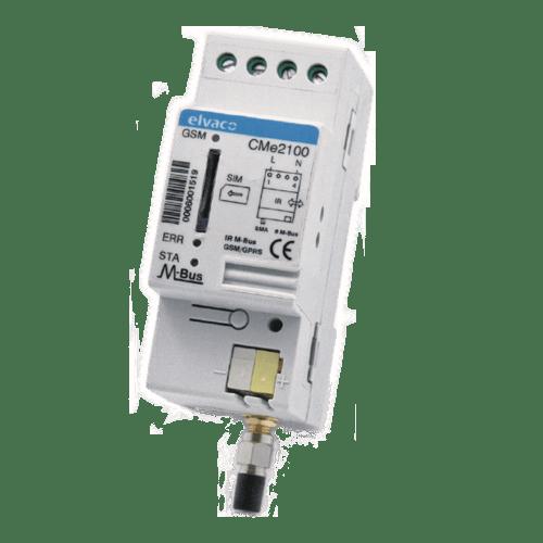 CMe2100 – GSM/GPRS M-Bus майстер