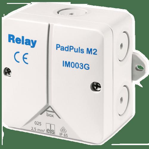PadPuls M2 – Двухканальный импульсный преобразователь
