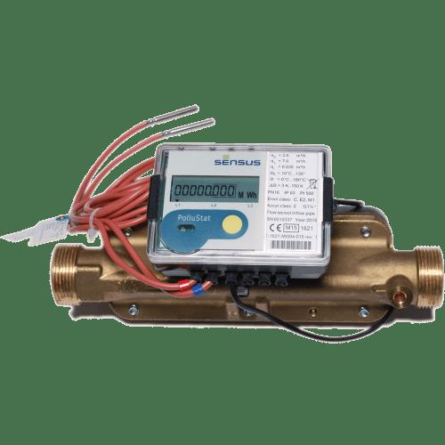 Ультразвуковой счетчик тепла PolluStat EX, E (DN-15-40)