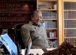 Interview with Tun Mahatir Mohamad