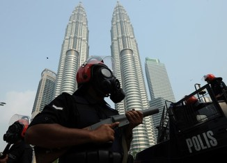 Malaysia under fire for controversial anti-terror and sedition laws