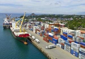 Davao port