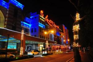 Resort World Manila, a popular casino