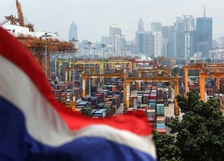 Thailand's foreign trade facing severe troubles