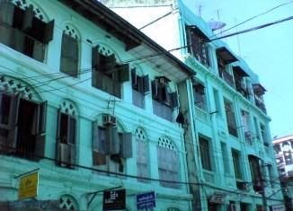 Yangon rents retreat from sky-high levels