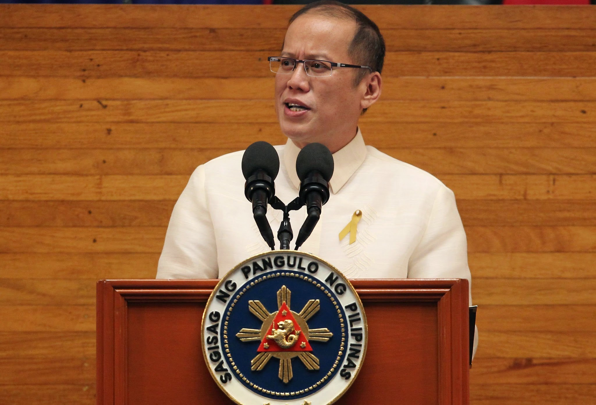 Philippine president aims to secure his legacy