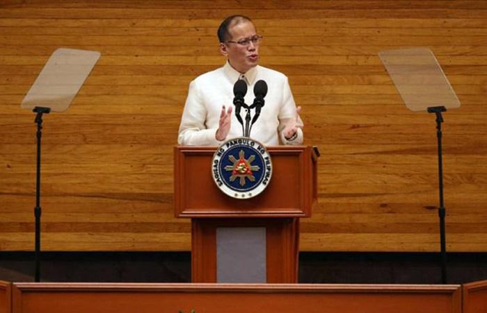 Benigno Aquino II SONA