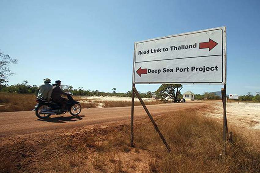 Dawei to become new entry point for Mideast trade with Asia