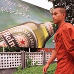 Myanmar becomes brewing beer battlefield for Carlsberg, Heineken