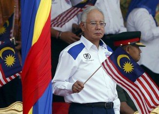 It's becoming tight for Mr. Najib: US launches corruption probe
