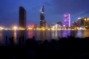 HCM City skyline