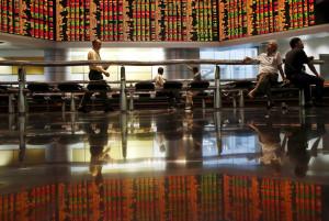 KL stock exchange