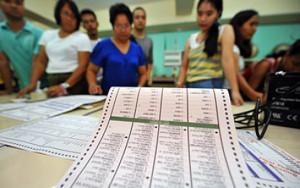 Philippine elections