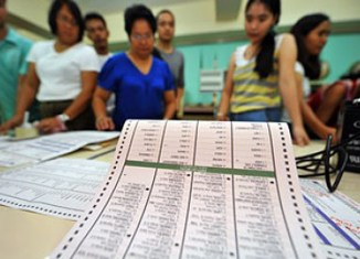 Election season kicks off in the Philippines