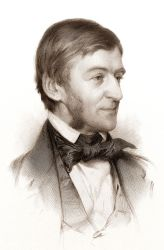 Ralph Waldo Emerson was an American essayist, lecturer, and poet who led the Transcendentalist movement of the mid-19th century