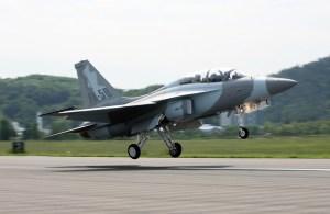 FA-50 jet