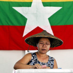 New path ahead as Myanmar goes to the polls in 80%-turnout