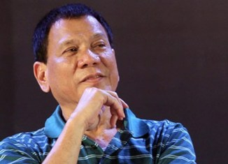 Duterte enters presidential race in Philippines, leads poll
