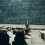 Old School New School: Anatomy of a Lecture