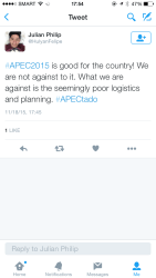 Local residents take to twitter with common ground on certain issues