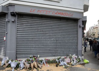 Condolences from all over Southeast Asia to France