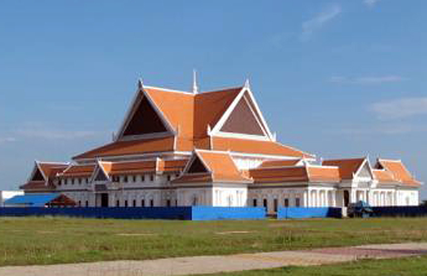 Cambodia's newest museum opens – funded by North Korea