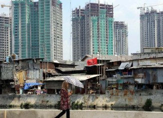 Inequality in Indonesia rose to record high