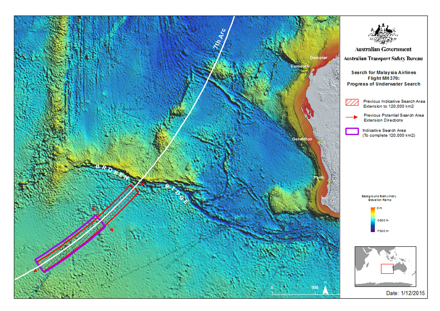 Search for flight MH370 to end in June 2016