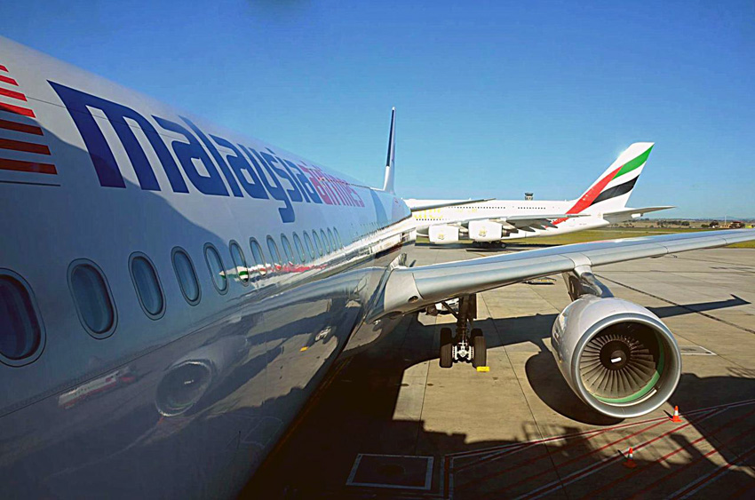 Emirates comes to the rescue of Malaysia Airlines