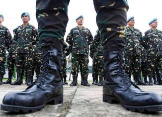 Philippine army receives $1.77-billion upgrade