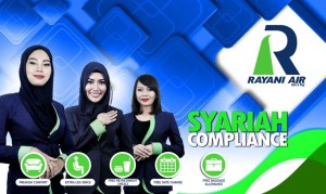 Rayani Air staff