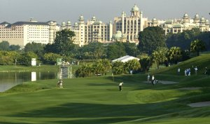 Popular golf spots throughout Malaysia