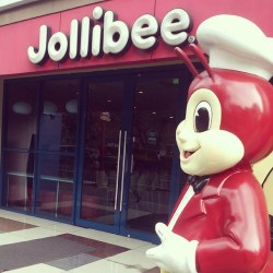 Jollibee - The multinational Filipino fast food chain dubbed as Asia's answer to McDonalds