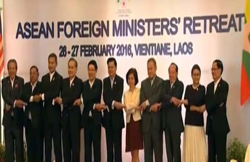Laos kicks off ASEAN chair – security, integration on top of agenda