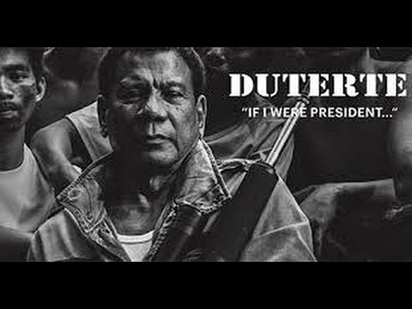 """Duterte warms up for """"bloody presidency"""" – if elected"""