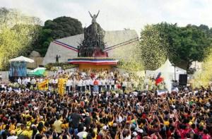 Philippine revolution anniversary