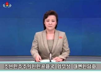 """Latest message from Pyongyang: """"We will beat up the US!"""""""