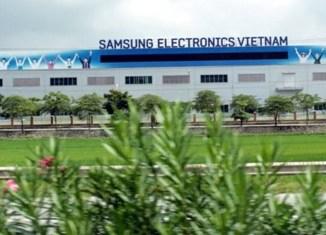 Samsung to invest $300 million in new R&D center in Vietnam